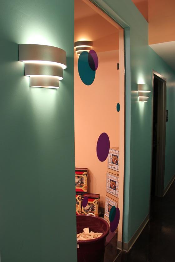 Inch Room Divider
