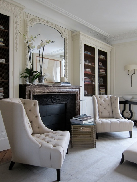 Arrange Corner Fireplace Living Room