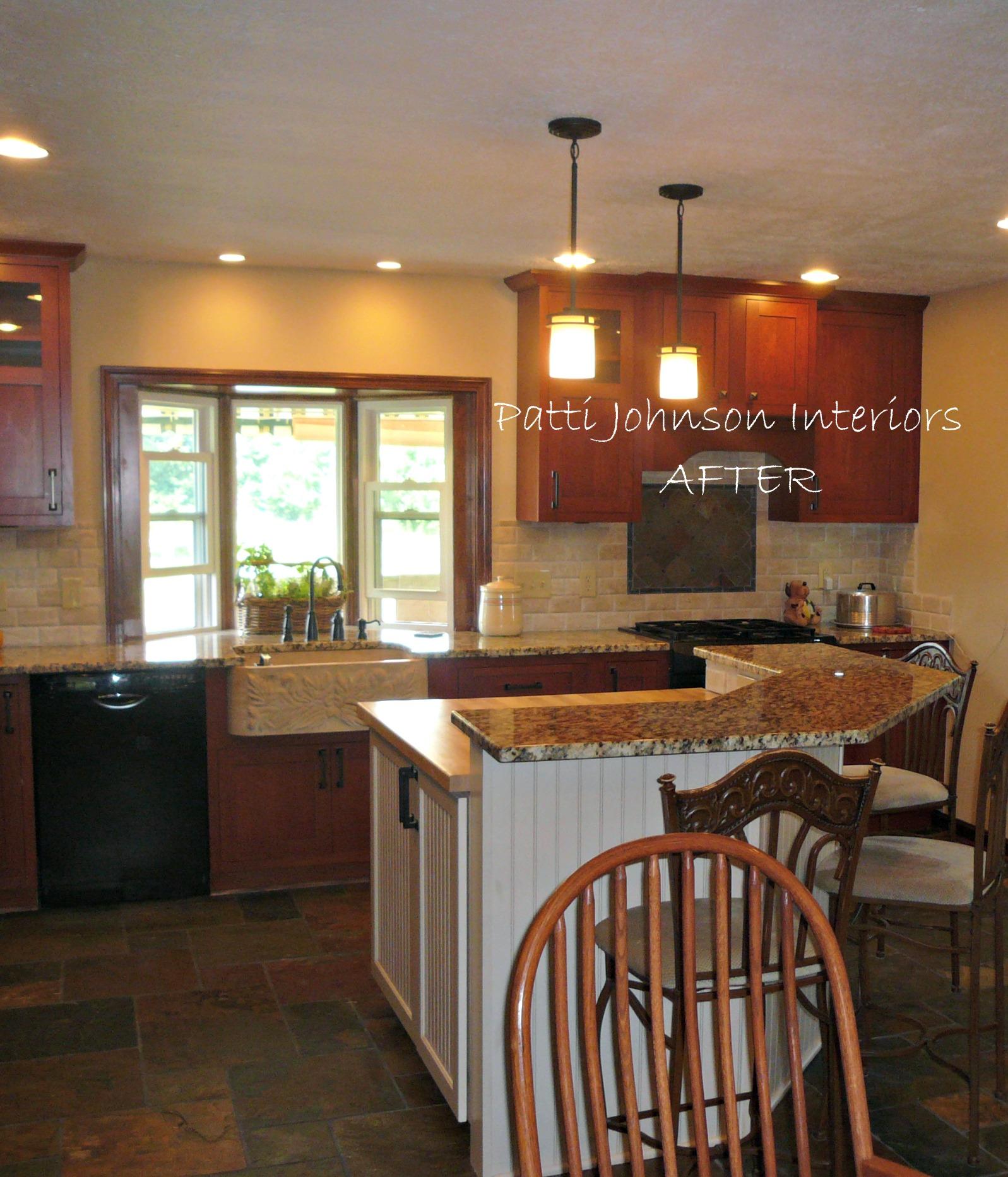 Contractor Kitchen Remodel Brevard Rain
