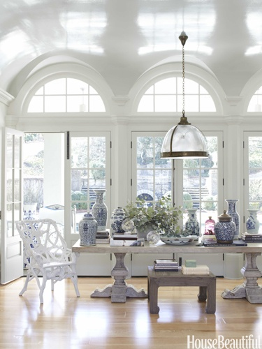 August 2012 chatti patti talks design for Beautiful white dining rooms