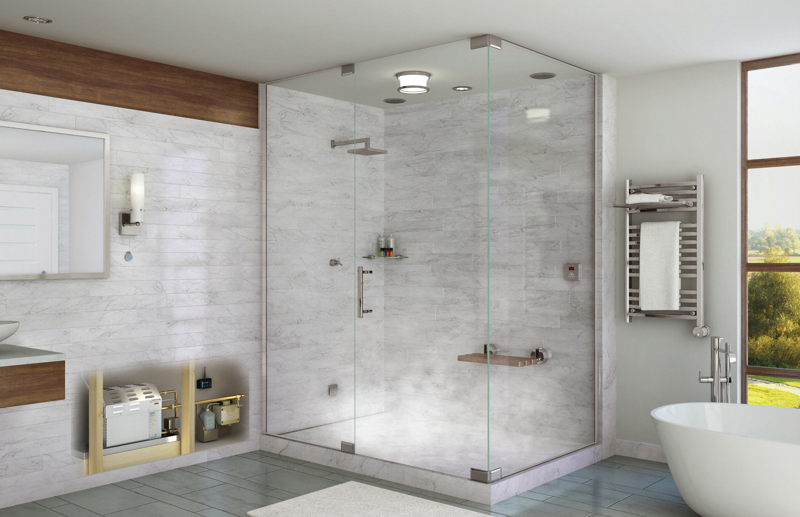 home steam rooms designs - Home Steam Room Design