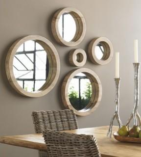 Hanging Decorative Mirrors In Kitchen
