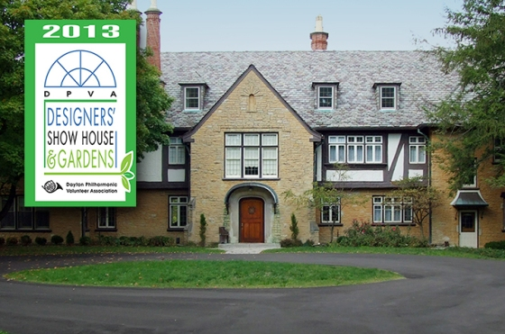 DPVA Designer's Show House and Gardens by Patti Johnson in Cincinnati OH
