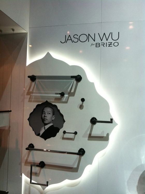 And of Course the Jason Wu display!