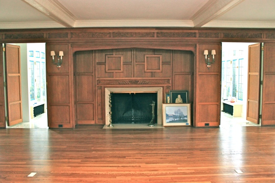 Rike Estate Family Room BEFORE!