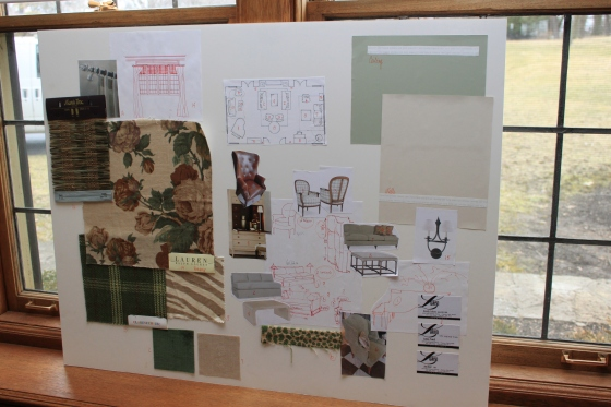 Luken Interiors Inspiration & Design Board