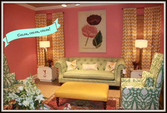 CRLaine Showroom Spring Home Furnishings Market 2013