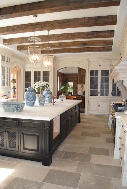 casual elegance kitchen