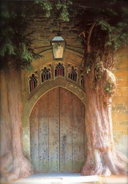 mystical doors
