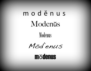 modenus type 2