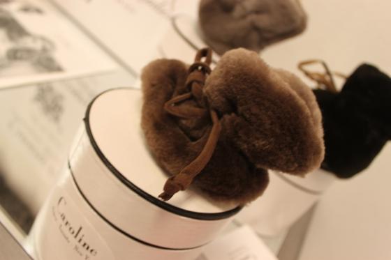 Caroline Furs Baby Boot