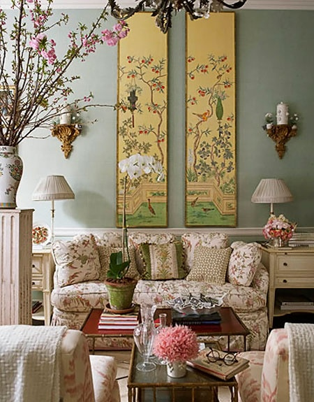 Chic Living Room Designs