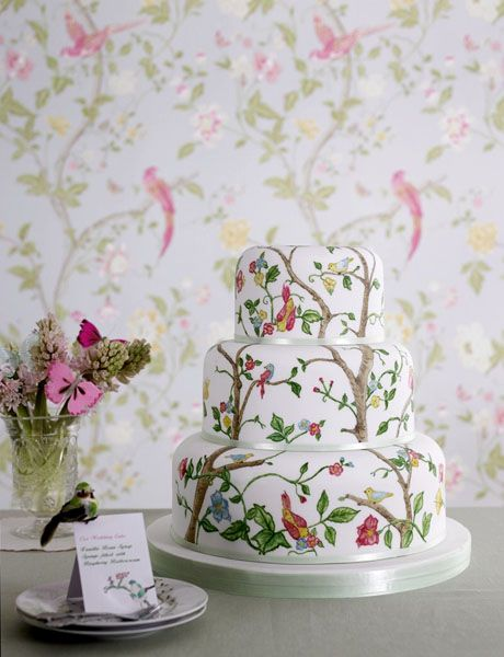 chinoiserie wp and cake