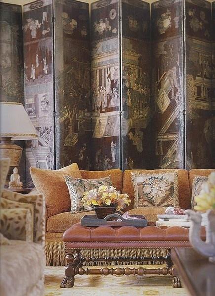 cinoiserie grand room