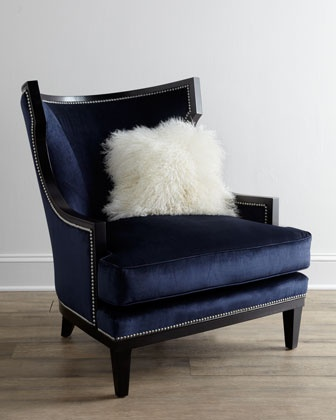 blue and white chair 3