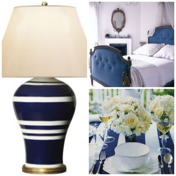 blue and white trio 8