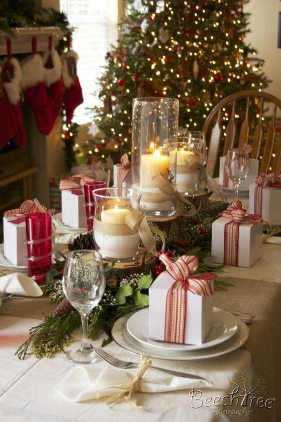 cute gift setting