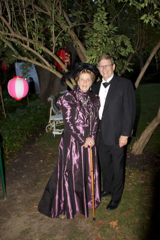 So glad Violet, The duchess of Grantham showed up.