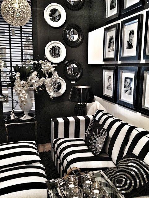 Black Contemporary Bedding