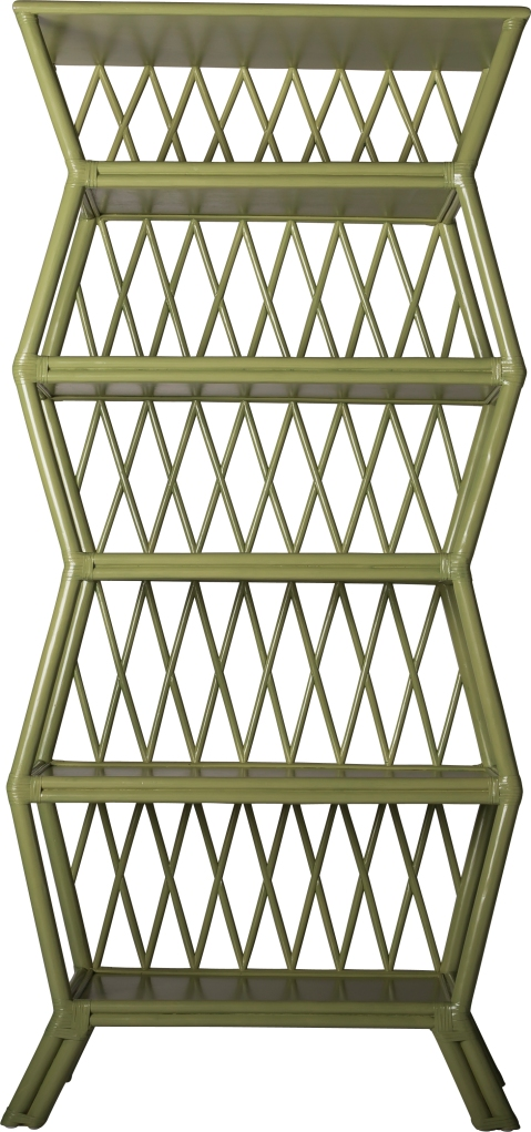 L6030 Hollywood Etagere Front View - Sprout