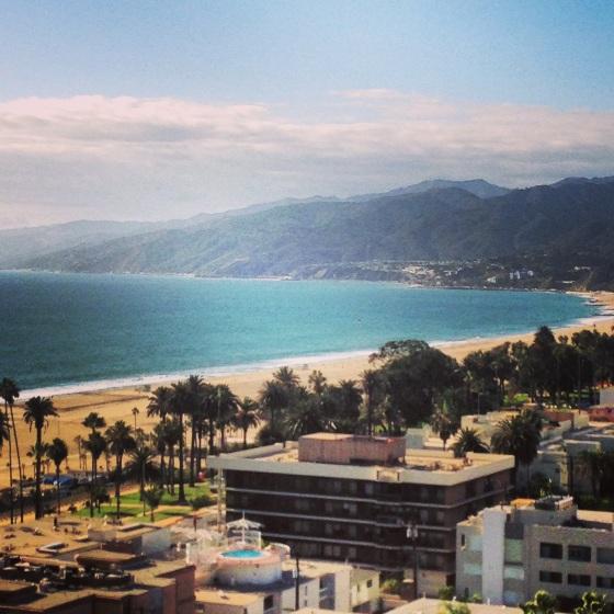 Santa Monica BlogTourCali